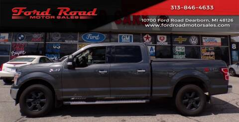 2018 Ford F-150 for sale at Ford Road Motor Sales in Dearborn MI