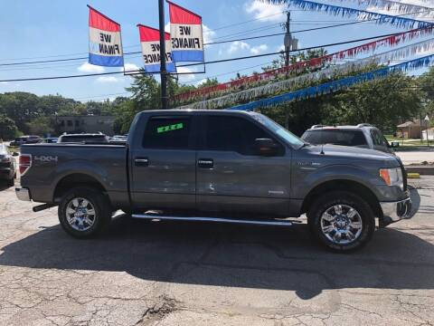 2011 Ford F-150 for sale at County Car Credit in Cleveland OH