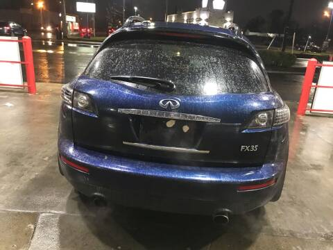 2005 Infiniti FX35 for sale at Car Kings in Cincinnati OH