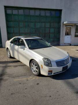 2005 Cadillac CTS for sale at O A Auto Sale in Paterson NJ