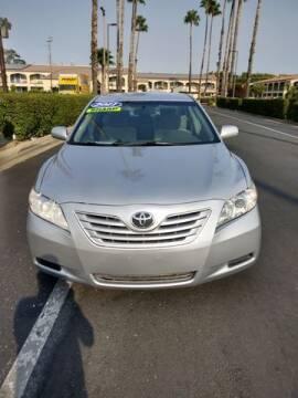 2011 Toyota Camry for sale at Auto Toyz Inc in Lodi CA