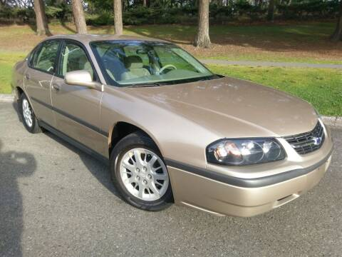 2004 Chevrolet Impala for sale at All Star Automotive in Tacoma WA