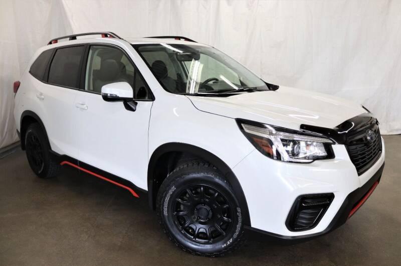 2019 Subaru Forester for sale in Bay City, MI
