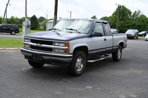 1995 Chevrolet C/K 1500 Series for sale at Herman's Motor Sales Inc in Hurt VA
