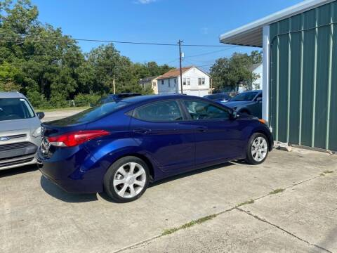 2011 Hyundai Elantra for sale at Victoria Pre-Owned in Victoria TX