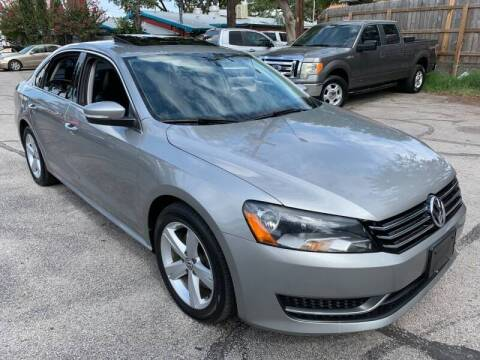 2013 Volkswagen Passat for sale at AWESOME CARS LLC in Austin TX