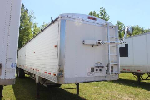 2012 Timpte Hopper Bottom Trailer for sale at WILSON TRAILER SALES AND SERVICE, INC. in Wilson NC