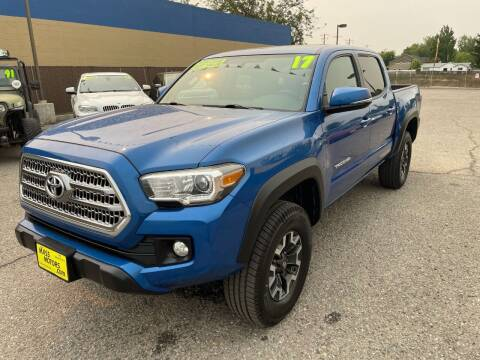 2017 Toyota Tacoma for sale at M.A.S.S. Motors - MASS MOTORS in Boise ID