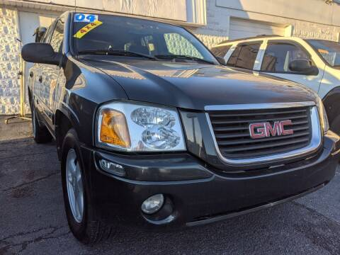 2004 GMC Envoy for sale at GREAT DEALS ON WHEELS in Michigan City IN