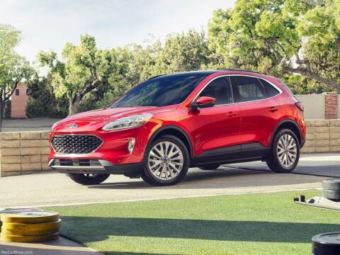 2021 Ford Escape for sale at Xclusive Auto Leasing NYC in Staten Island NY
