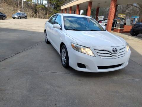 2011 Toyota Camry for sale at A&Q Auto Sales in Gainesville GA