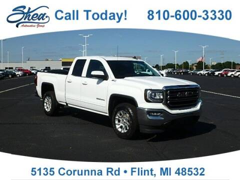 2017 GMC Sierra 1500 for sale at Jamie Sells Cars 810 in Flint MI