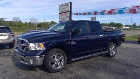 2018 RAM Ram Pickup 1500 for sale at Premier Auto Sales Inc. in Big Rapids MI