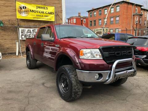 2007 Ford F-150 for sale at James Motor Cars in Hartford CT