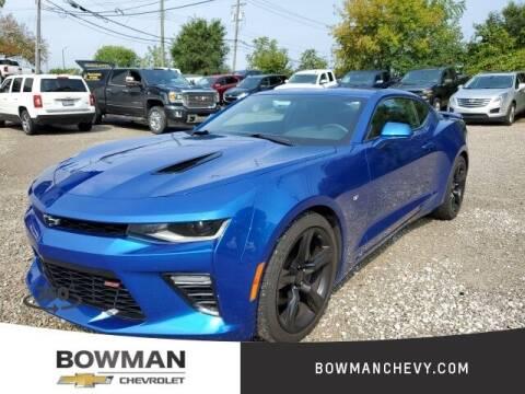 2017 Chevrolet Camaro for sale at Bowman Auto Center in Clarkston MI