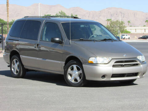 2001 Nissan Quest for sale at Best Auto Buy in Las Vegas NV