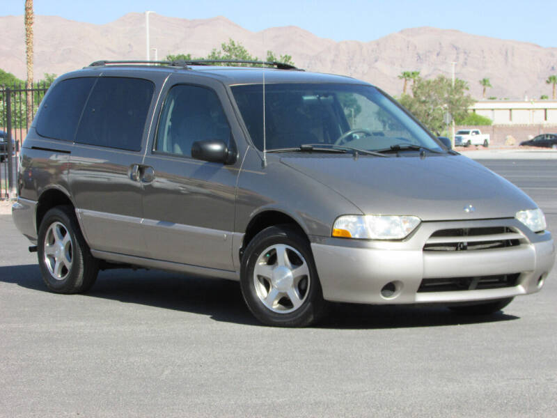 2001 Nissan Quest for sale in Las Vegas, NV