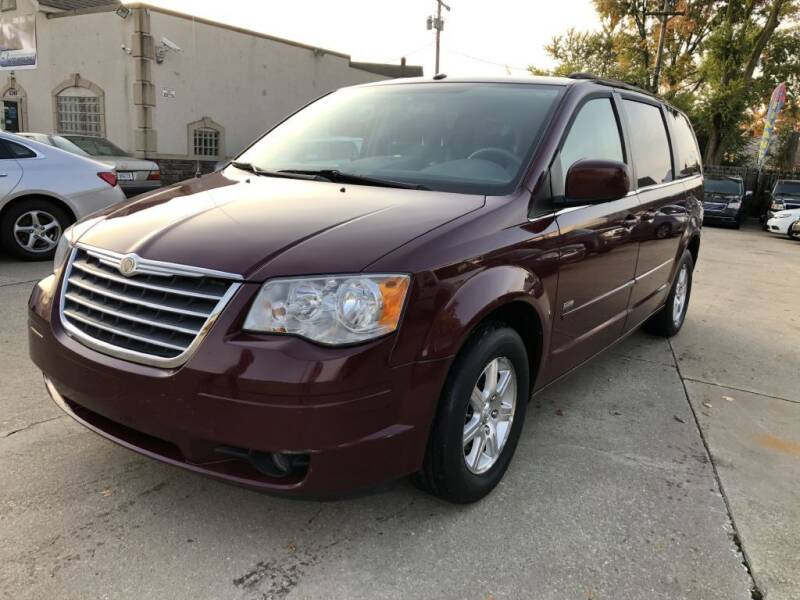 2008 Chrysler Town and Country for sale at AAA Auto Wholesale in Parma OH