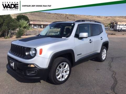 2017 Jeep Renegade for sale at Stephen Wade Pre-Owned Supercenter in Saint George UT