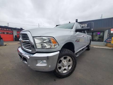 2016 RAM Ram Pickup 2500 for sale at LA Motors LLC in Denver CO