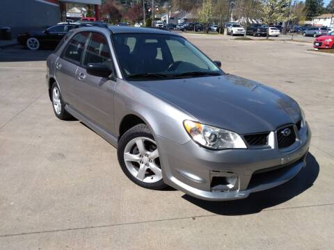2007 Subaru Impreza for sale at A1 Group Inc in Portland OR