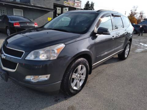 2011 Chevrolet Traverse for sale at D & D All American Auto Sales in Mt Clemens MI