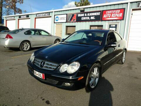 2007 Mercedes-Benz CLK for sale at B & A Automotive Sales in Charlotte NC