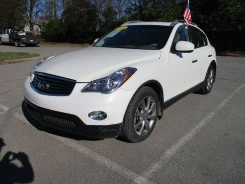 2013 Infiniti EX37 for sale at A & A IMPORTS OF TN in Madison TN