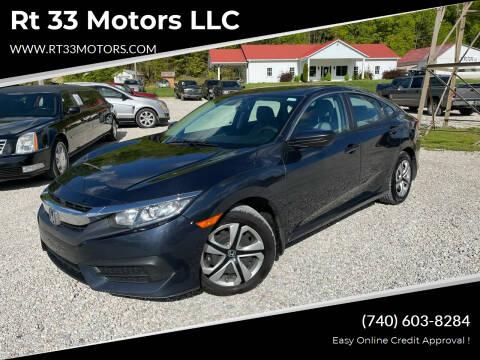 2016 Honda Civic for sale at Rt 33 Motors LLC in Rockbridge OH