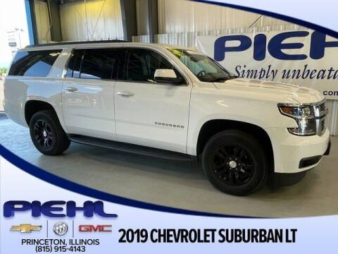 2019 Chevrolet Suburban for sale at Piehl Motors - PIEHL Chevrolet Buick Cadillac in Princeton IL