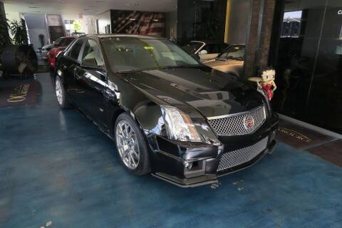 2009 Cadillac CTS-V for sale at OC Autosource in Costa Mesa CA