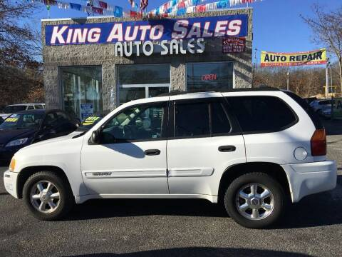 2005 GMC Envoy for sale at King Auto Sales INC in Medford NY