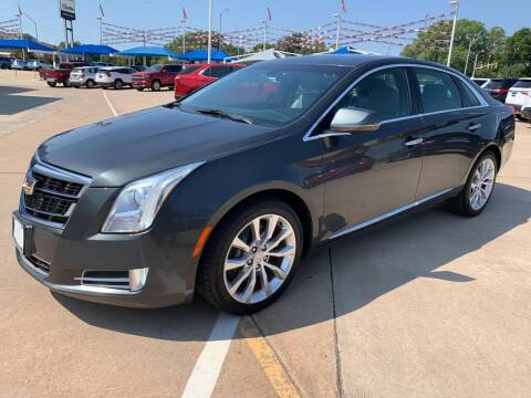 2017 Cadillac XTS for sale at JOHN HOLT AUTO GROUP, INC. in Chickasha OK
