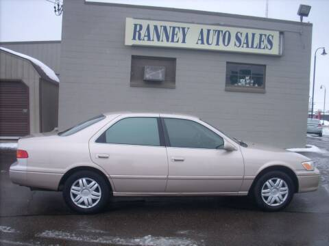 2000 Toyota Camry for sale at Ranney's Auto Sales in Eau Claire WI
