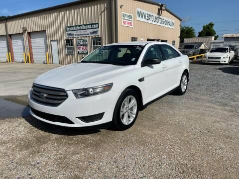 2016 Ford Taurus for sale at Bayou Motors Inc in Houma LA