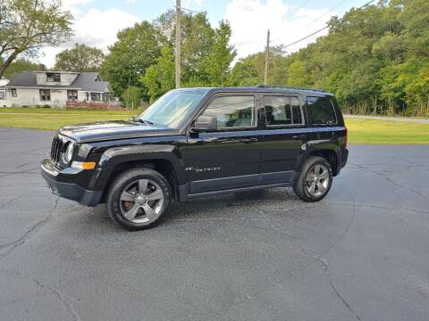 2015 Jeep Patriot for sale at Depue Auto Sales Inc in Paw Paw MI