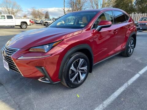 2018 Lexus NX 300h for sale at SETTLE'S CARS & TRUCKS in Flint Hill VA