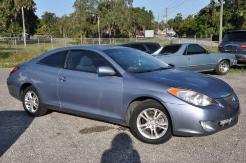 2006 Toyota Camry Solara for sale at Elite Motorcar, LLC in Deland FL