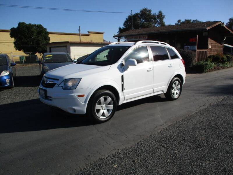 2008 Saturn Vue for sale at Manzanita Car Sales in Gridley CA