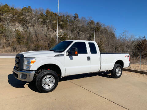 2015 Ford F-250 Super Duty for sale at MotoMafia in Imperial MO