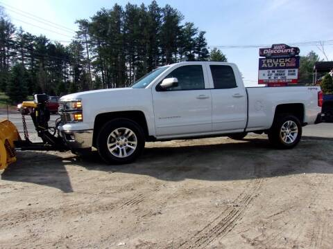 2015 Chevrolet Silverado 1500 for sale at Mark's Discount Truck & Auto Sales in Londonderry NH