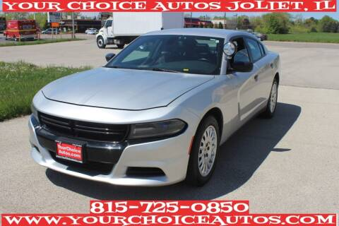 2017 Dodge Charger for sale at Your Choice Autos - Joliet in Joliet IL