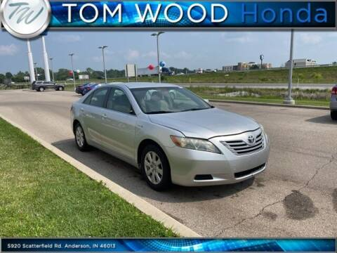2007 Toyota Camry Hybrid for sale at Tom Wood Honda in Anderson IN