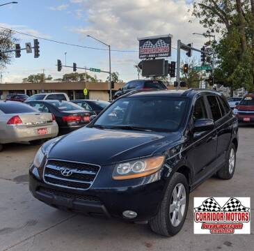 2008 Hyundai Santa Fe for sale at Corridor Motors in Cedar Rapids IA