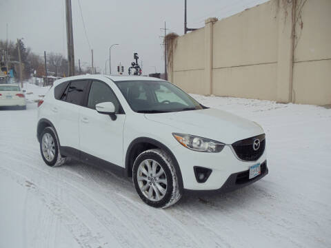 2015 Mazda CX-5 for sale at Metro Motor Sales in Minneapolis MN