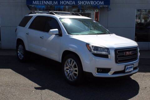 2016 GMC Acadia for sale at MILLENNIUM HONDA in Hempstead NY