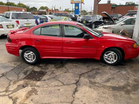 2001 Pontiac Grand Am for sale at All American Autos in Kingsport TN