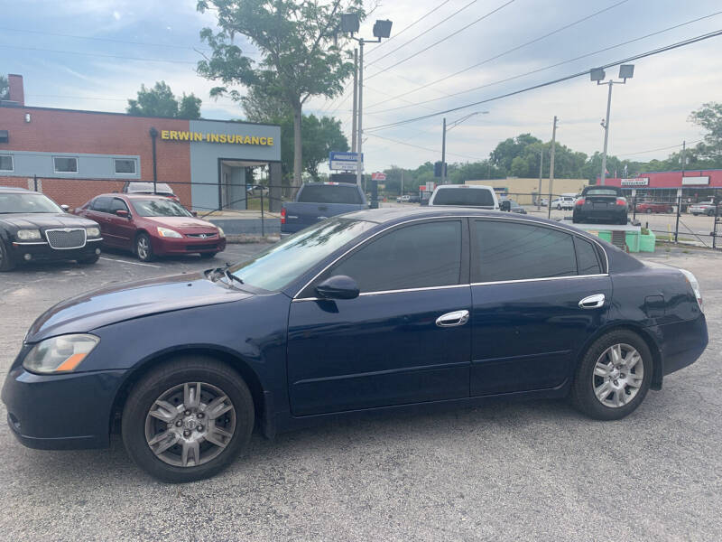 2006 Nissan Altima for sale at Castle Used Cars in Jacksonville FL