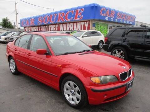 2002 BMW 3 Series for sale at CAR SOURCE OKC in Oklahoma City OK