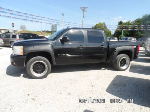 2010 Chevrolet Silverado 1500 for sale at Town and Country Motors in Warsaw MO
